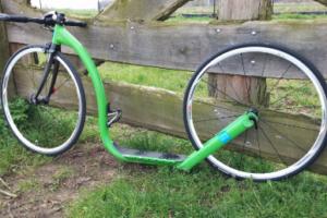 Buy this special 'designer' footbike…