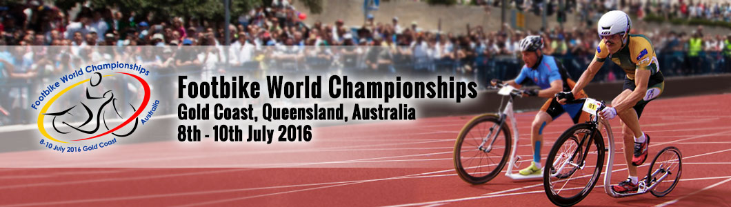 Footbike World Championships 2016